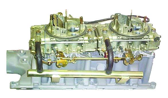 Blue Thunder 302 Intake