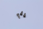 Ford Parts -  Headlamp Retaining Ring Screw - Galaxie Set Of 3