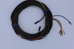 Ford Parts -  Body Harness - Passenger Car Pvc Wire 13T. (Exc. Station Wagon, Sedan Delivery & Ranchero)
