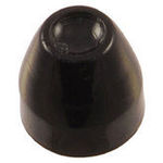 Ford Parts -  Heater Blower Knob - Black W/ Out Insert