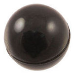 Ford Parts -  Heater Temp Regulator Knob - Black W/ Out Insert (2 Per Car)