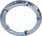 Ford Parts -  Dome Light Lens Bezel -Galaxie (Exc. Fastback, 57, 63, 76, 2 & 4 Door Hardtop, Convertible).