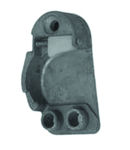Ford Parts -  Door Latch Striker Plate