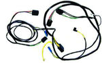 Ford Parts -  Dash Firewall To Headlight Junction Wire Harness - Galaxie W/ Generator