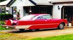 Ford Parts -  Continental Kit - Galaxie - All Models