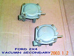 Ford Parts -  2x4 Vacuum Secondary Units - 427