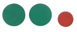 Ford Parts -  Instrument Cluster Warning Lights Colored Lens Kit Galaxie