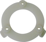Ford Parts -  Horn Ring Retainer - New & Improved Plastic Injection - More Wear & Crack Resistant - Generator Type - Galaxie
