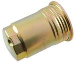 Ford Parts -  Fuel Pump Filter Bowl - Gold No Logo