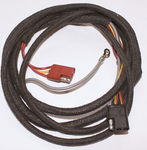 Ford Parts -  Electric Window Harness Right Hand Rear - Galaxie 2 & 4 Door, H/T, F/B, Convertible W/ Console - 86""