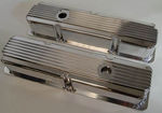 "Ford Parts -  Valve Cover Fabricated - Aluminum Finned Big Block ""FE"" 352, 390, 406, 427, 428 Engines"