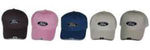 "Ford Parts -  ""Ford"" Logo Embroidered Hat, Select Your Color: Black, Bone, Blue, Gray, Pink and Tan"