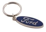 "Ford Parts -  Key Ring - Metal ""Ford"" Key Chain"