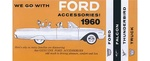 Ford Parts -  Accessory Brochures Illustrated Fact & Feature Manual