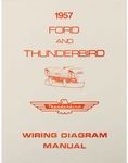 Ford Parts -  Wiring Diagram Manual - Ford & T-Bird
