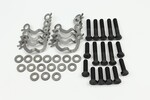 "Ford Parts -  Exhaust Manifold Bolt Set - Authentic Concourse Quality ""F"" Bolt & Lock Washer Set - 260 & 289"