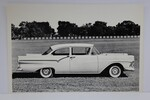 "Ford Parts -  Photo 2-Door Sedan - Side View, 12"" X 18"""
