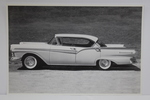 "Ford Parts -  Photo - 1957 Ford Fairlane 500 4-Door Hardtop - 12"" X 18"""
