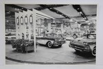 "Ford Parts -  Photo - Large Dealer Auto Expo - 12"" X 18"""