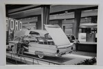 "Ford Parts -  Photo - Skyliner Retractable At Auto Show - 12"" X 18"""