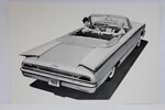 "Ford Parts -  Photo - Convertible - 12"" X 18"""