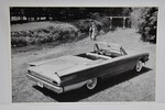 "Ford Parts -  Photo - Galaxie Sunliner Convertible - Top Down - 12"" X 18"""